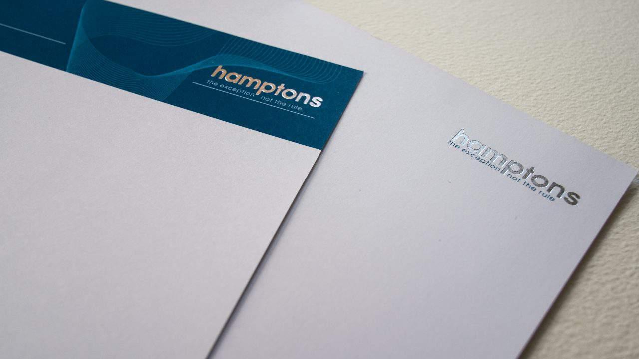Hamptons branding